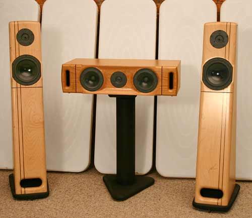 Meadowlark Audio Kestrel 2 Cinema Center Channel
